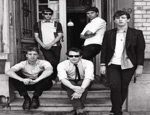 The Cheek band pic